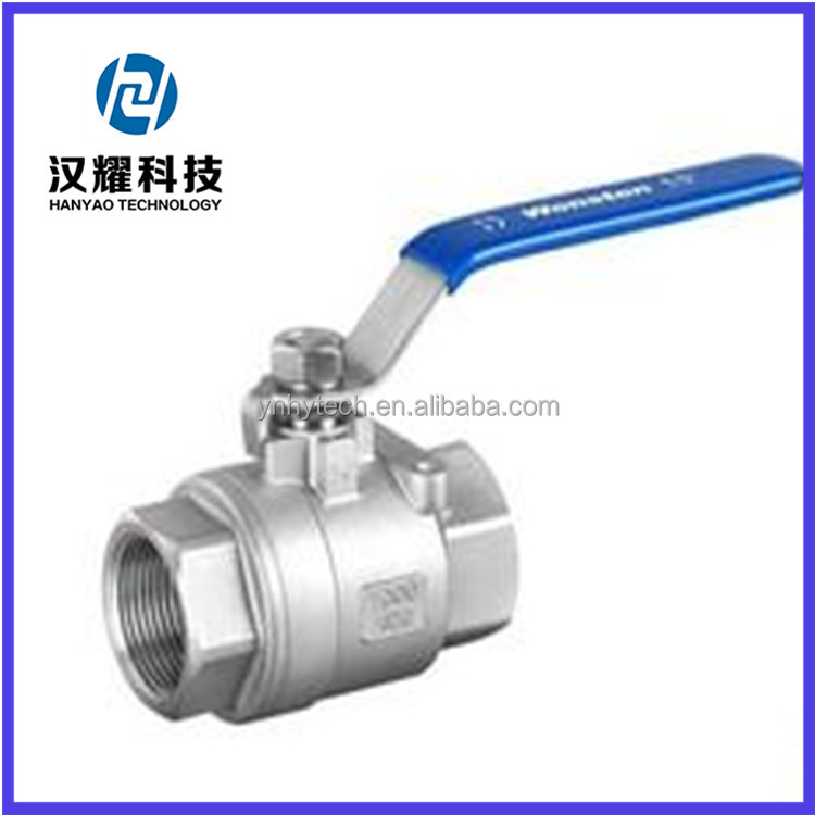 OEM factory price types of valves 3 inch stainless steel ball valve