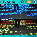 New hot selling wall panel DMX control led dj lighting waterproof IP65 portable dynamic acylic led dynamic dance floor