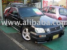 2000 Used NISSAN STAGEA 25RS Prime EED /Van/RHD japan auto