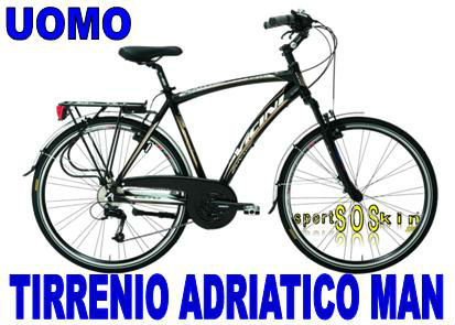 TIRRENO ADRIATICO MAN CITY BIKE