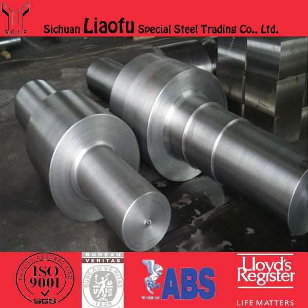 34CrNiMo6 Forged Alloy Tool Steel Shaft