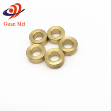 Customized CNC precision machining brass washer for car