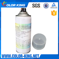 Colorking aluminum spray bottle for heat transfer sublimation coating 400ml