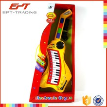 Music instruments guitar electronic organ for children
