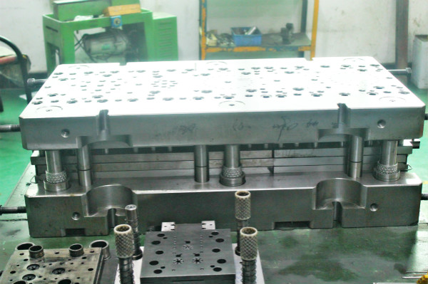 precision casting fan motor silicon mould /die/tool