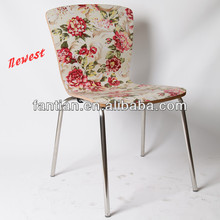 high back leather dining chair with stainless steel legs red leather dining chair bentwood dining chair