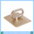Rotation 360 degree finger ring shape Promotion key holder