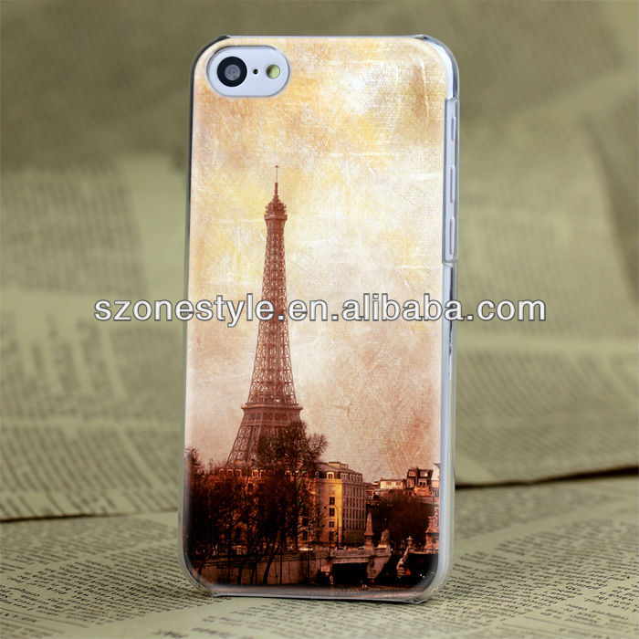 2015 Eiffel Tower phone case for iphone 5c cases for iphone 6s 6 5