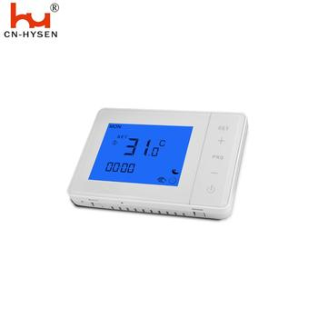 16A digital touch screen thermostat for controlling carbon heating film
