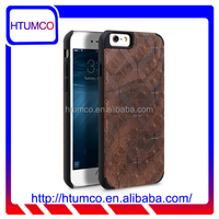 "Fashion Stylish Wood Phone Cover Case for Apple iPhone 6 Plus (5.5"")"