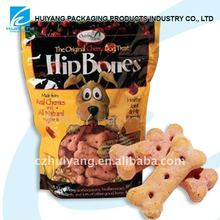 High barrier plastic baby food pouches for cookies packaging