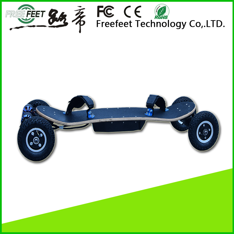street road gliding electric motorcycle maple long board electric skateboard 1200w