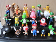 Super Mario Bros Figure Toy Doll Pvc Figure Collectors/custom figures China OEM/PVC figures custom-made