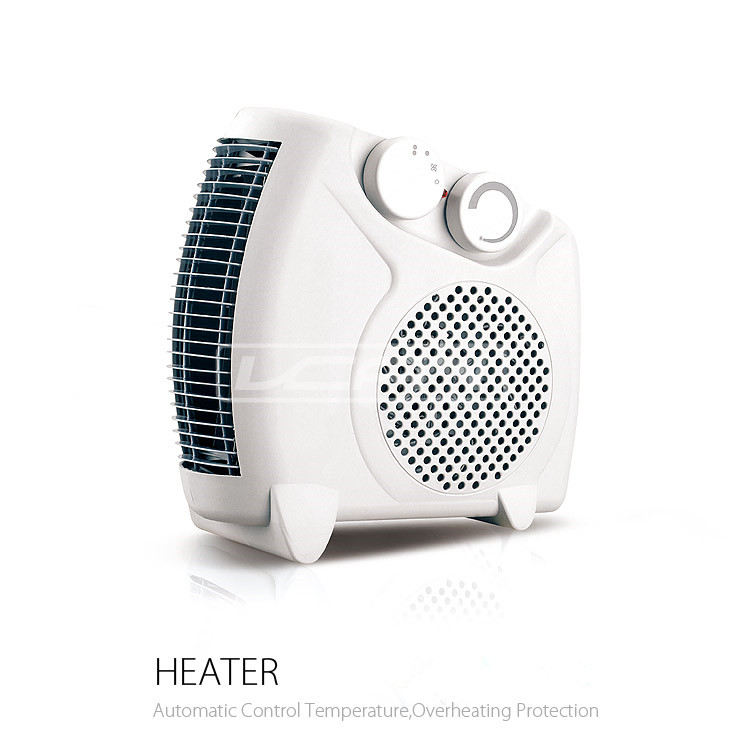 stainless steel explosion proof electric tube heater with CE ISO Electric Mini PTC Fan Heater