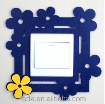 Felt Wall sticker-Swtich stickers (25)