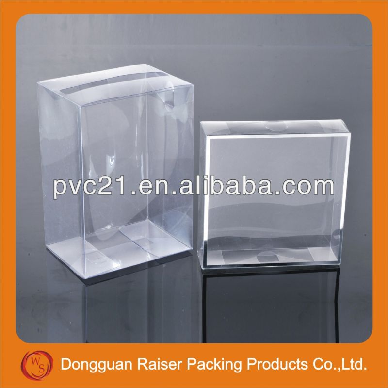 best quality clear plastic cupcake box