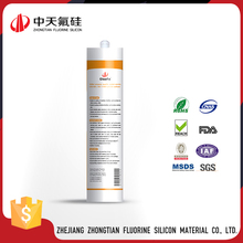 Easy Operation Semi-Fluid Silicone Sealant Waterproof For Bathroom