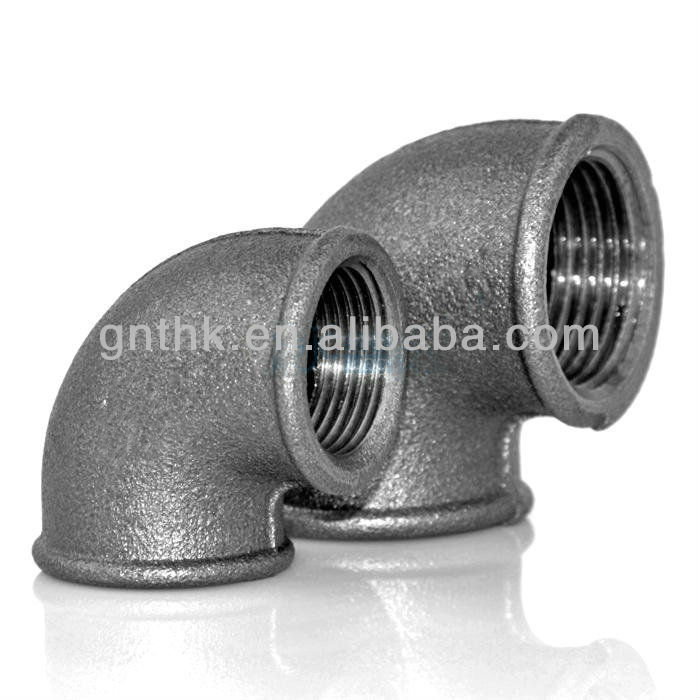 Galvanized malleable cast iron pipe fitting buy