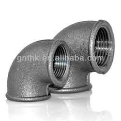 Galvanized Malleable Cast Iron Pipe Fitting