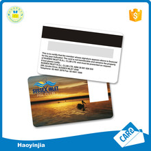 China Maker Customized 0.76mm PVC Student Id Card