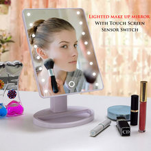Hot-Selling High quality makeup mirror with lights led lighted makeup mirror