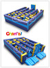 new design Potatoe Sack Race Inflatable obstacle. inflatable racing game obstacle for kids & adults