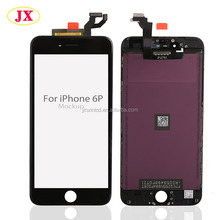 Front glass for iphone 6 plus lcd panel screen original assembly,for iphone 6 plus lcd digitizer touch display