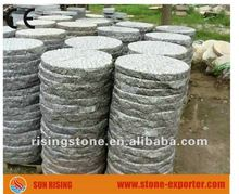 Antique Granite Grinding Millstone for Steps Paver