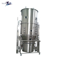 Energy saving less dust fluid bed dryer fluidized granulator for fertilizer