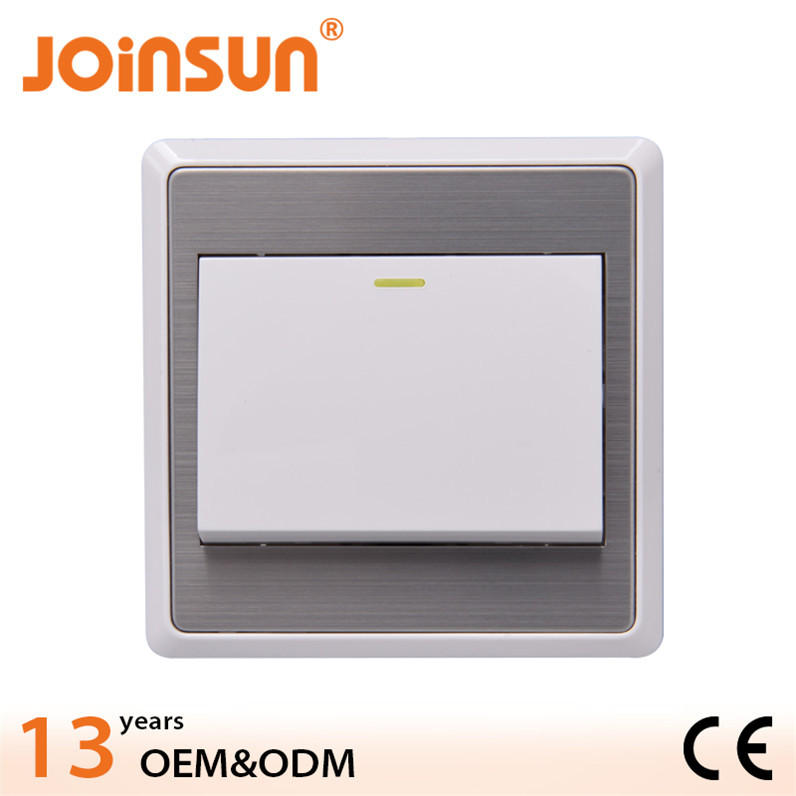 Good design 16A power wall switch,thermostat switch