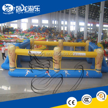 giant inflatable soccer field, inflatable soap football games