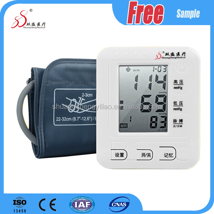 Good feature hot sale medical mercury blood pressure monitor
