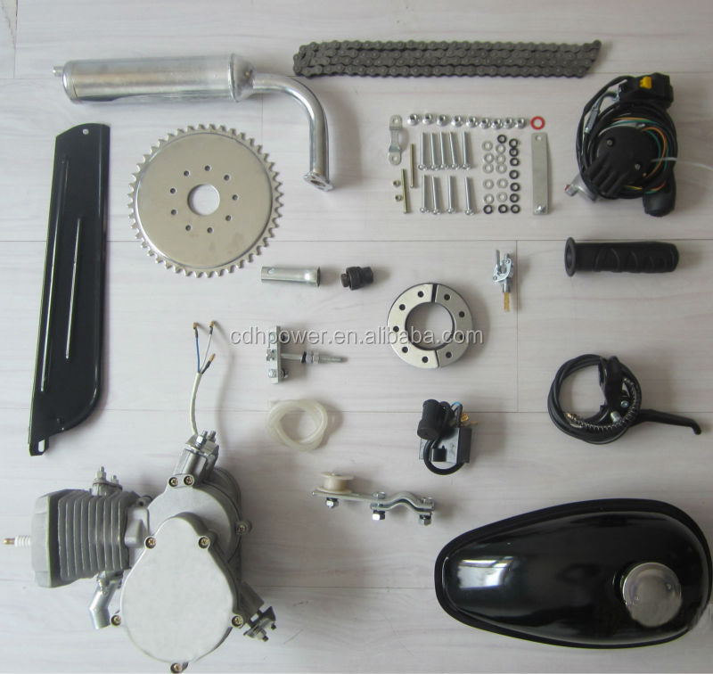 Motor Kit for Bicycle, Hot Selling gasoline engine for bicycle