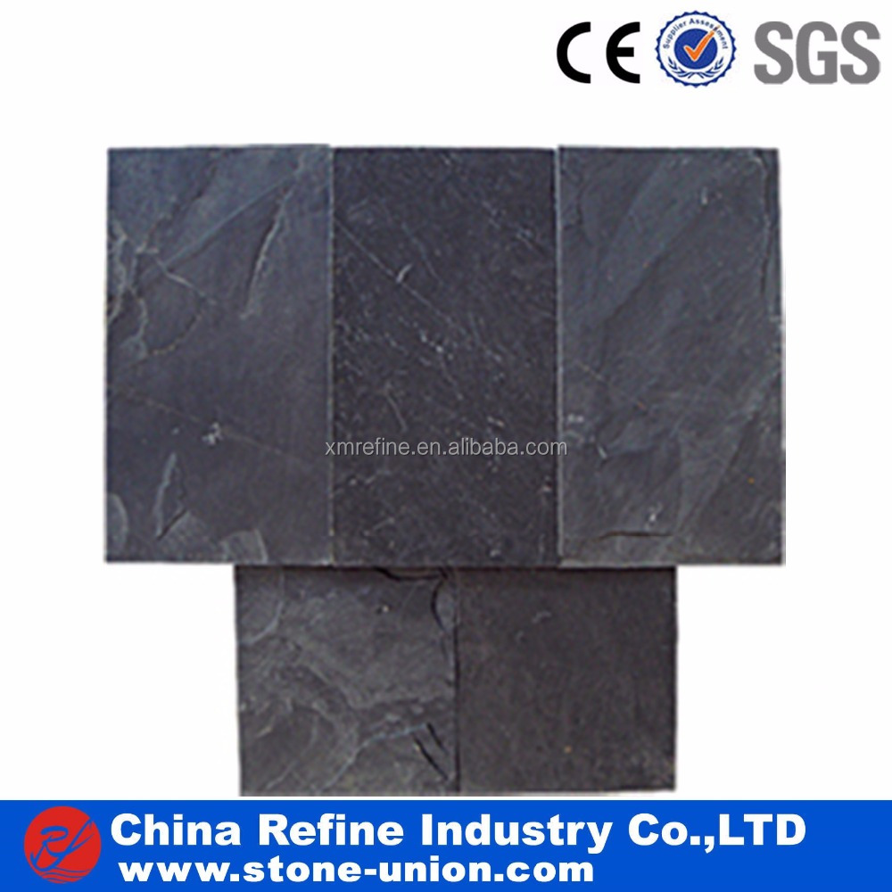 Black roof slate,eco-friendly construction building materials roof slate