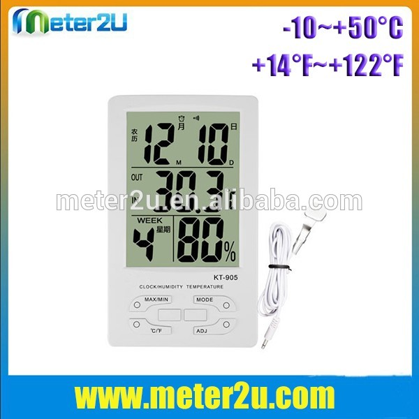 Decorative indoor outdoor thermometer with wholesale price KT905