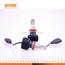 2018 New Led Headlight E1 Car Lights Led Headlight 48W Led Car Light 6400LM Led Headlight For Car