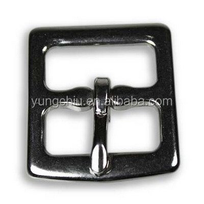 stainless steel saddle girth adjustable buckle for horse strap