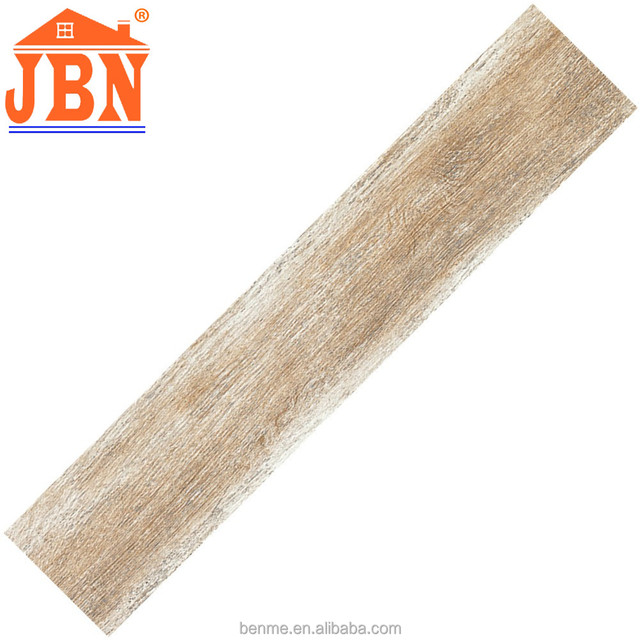 cheap 300x600mm interior wall ceramic wood look floor bathroom tile design