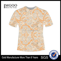 MGOO New Arrival Brand Design Mens T-shirt Printed Tops Plus Size Hip Hop Tall Clothing Manufacturer
