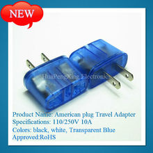 Multi-socket To American 110V Plug