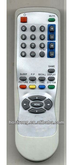 Nobel tv remote control 1475