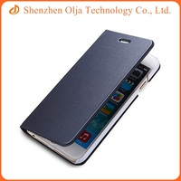 Cheap mobile phone leather filp case for iPhone 5s