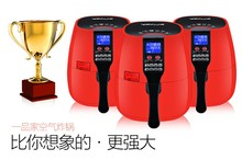 Mini Installation And Single Number Of Electric High Quality Air Industrial Stainless Steel Fryer Oil Free Cooking