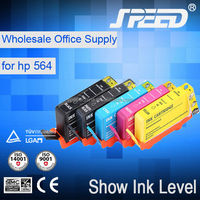 Brand new compatible ink cartridge for hp 564 with low price