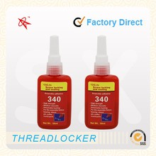 340 High strength, Excellent Chemical Resistance Anaerobic Threadlocker 340