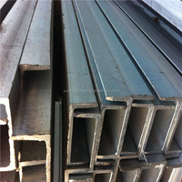 U Purlin/U Type Channel/U Steel For Building Materials