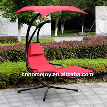Leisure canopy hammock swing, hammock swing bed, hammock chair with stand