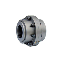 GIICLD motor shaft extension type drum gear coupling