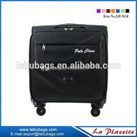 2015 hot sell nylon computer Laptop trolley bags