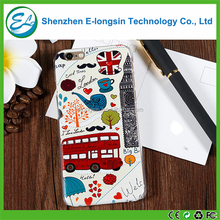 Elongsin 2017 New Arrival Cell Phone Case Accept Customize Design Mobile Phone Shell For iPhone 7